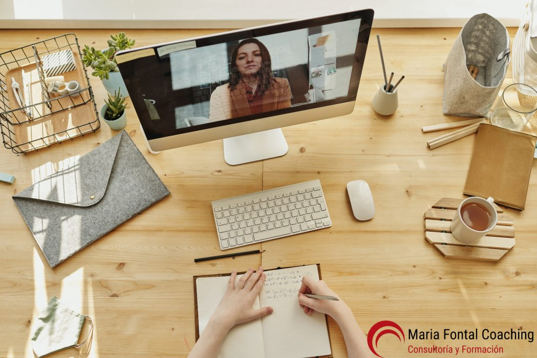 sesion coaching online